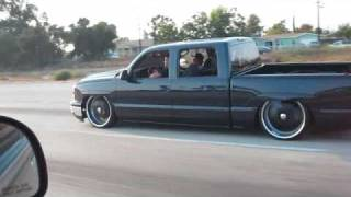 getlinkyoutube.com-Bagged Imperiouz Trucks Draggin