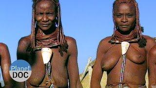getlinkyoutube.com-Tribu Himba | Tribus y Etnias - Planet Doc