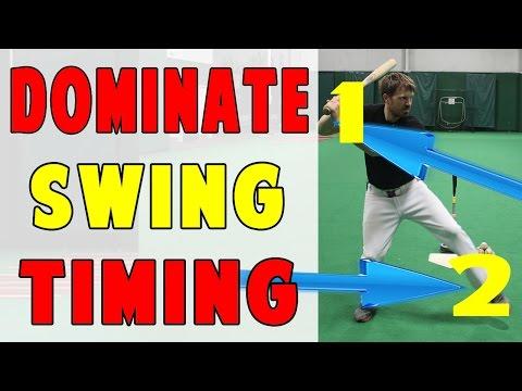 Dominate Swing Timing | Baseball Hitting Lesson (Pro Speed Baseball)