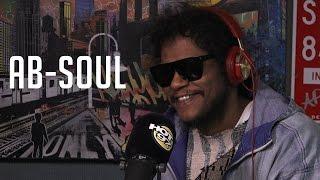 Ab-Soul Talks New Album, About Yachty and Uzi Vert + Graph Talk