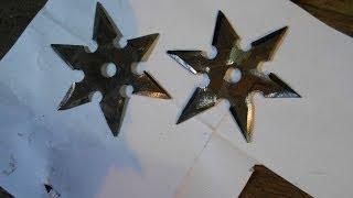 getlinkyoutube.com-как сделать метательную звезду (сюрикен)