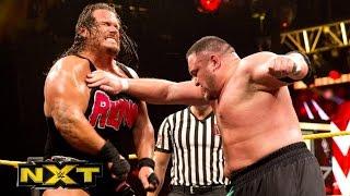 getlinkyoutube.com-Samoa Joe vs. Rhyno: WWE NXT, August 5, 2015