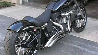 getlinkyoutube.com-Harley Davidson Night Train 2008 Sick