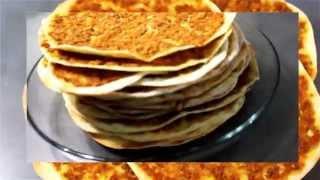 getlinkyoutube.com-طريقة عمل لحم بعجين عراقي - تركي   How to make Turkish Pizza