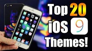 getlinkyoutube.com-Top 20 Best iOS 9 Themes!