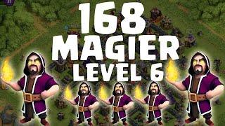 getlinkyoutube.com-168 MAGIER LEVEL 6! || CLASH OF CLANS || Let's Play CoC [Deutsch/German HD]