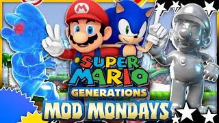 getlinkyoutube.com-Super Mario Generations (2K 60FPS) - Mod Mondays