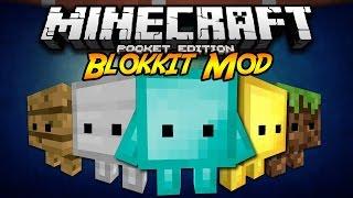 getlinkyoutube.com-Minecraft PE 0.14.X/0.15.X | Blokkit Mod (Español) (Descarga) / Minecraft PE Mods