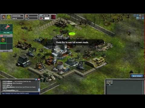 War Commander Tactics: How to easily defeat a level 15 Rouge Faction Base HD