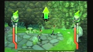 getlinkyoutube.com-Ben 10 Alien Force The Game Mission:The Forest Medieval Part 1