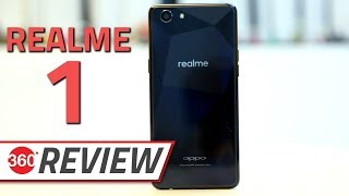 Realme 1 Review   Performance, Battery Life, Camera, and More