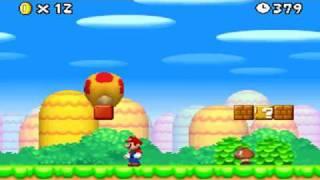 getlinkyoutube.com-New Super Mario Bros. - World 1-1