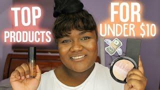 getlinkyoutube.com-Top Makeup Products Under $10 | Alicia Kayla