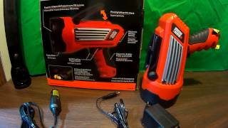 10 watt led black and decker spotlight comparison