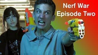getlinkyoutube.com-Nerf War Episode 2 - Awakening