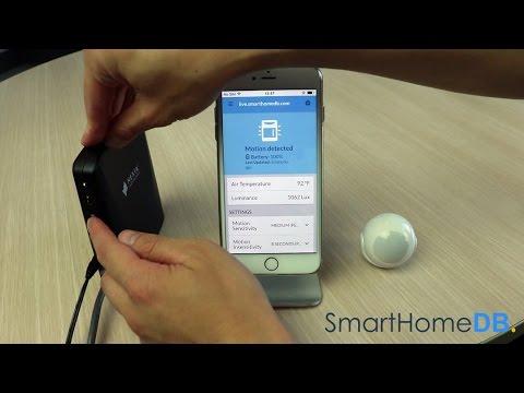 HOW-TO: Unpair and Disconnect your Nexia Bridge from a Fibaro Motion Sensor