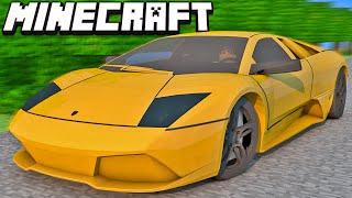 getlinkyoutube.com-Minecraft Mods: Carros no Minecraft - Cars and Drives