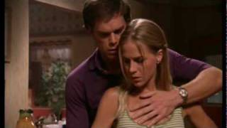 getlinkyoutube.com-Rita & Dexter (Julie Benz and Michael C. Hall) - I Think I'm Paranoid