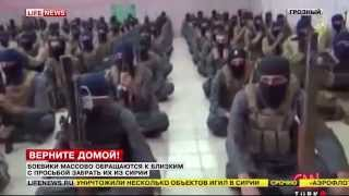 getlinkyoutube.com-Террористы ИГИЛ в Сирии просятся домой