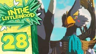 The Legend Of Zelda: Breath Of The Wild - Part 28 - Rito Village