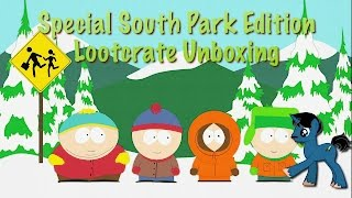 getlinkyoutube.com-Lootcrate Unboxing Special Edition SouthPark