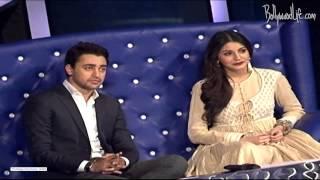 getlinkyoutube.com-Anushka Sharma and Imran Khan promote 'Matru Ki Bijlee Ka Mandola' on the sets of Sa Re Ga Ma