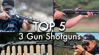 getlinkyoutube.com-Top 5 Semi-Auto Shotguns for 3 Gun and Multi Gun Shooting