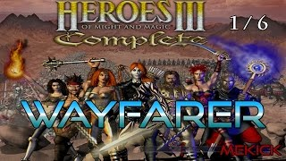 Heroes of Might and Magic III: Wayfarer (Part 1)