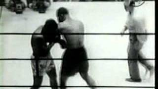 Joe Louis vs Rocky Marciono