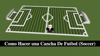getlinkyoutube.com-Como Hacer una Cancha Futbol (Soccer)
