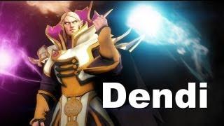 getlinkyoutube.com-Dendi Invoker gameplay Dota 2
