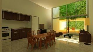 getlinkyoutube.com-Arquitectura Unity 3d - Viviendas en Chascomús