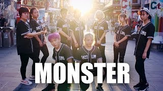 getlinkyoutube.com-EXO _ MONSTER Dance Cover by DAZZLING from Taiwan
