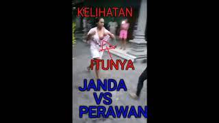 Itu nya keluar!!!  HEBOH JANDA VS PERAWAN | BURUAN TONTON SEBELUM DI B4N3D