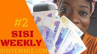 "getlinkyoutube.com-VLOG: LIFE IN LAGOS, NIGERIA : Sisi Weekly EP  #2 ""MONEY, MONEY, MONEY"""