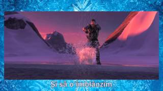 getlinkyoutube.com-Frozen - Frozen heart  [Romanian version + subs]
