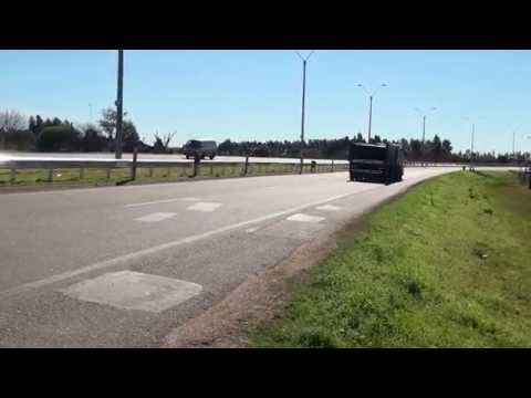 Accidentes Fatales: Vecinos reclaman al MTOP obras en Ruta 5 (Juanicó)