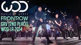 getlinkyoutube.com-GRV 2nd Place | FRONTROW | World of Dance #WODLA '14