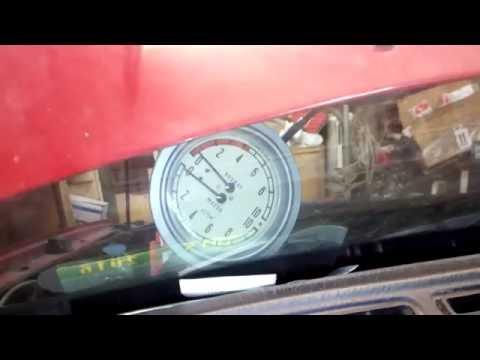 Мигает лампа давления масла и пищит зуммер на Audi и Volkswagen(Ауди Фольксваген) ч1