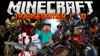 getlinkyoutube.com-Minecraft รีวิว MOD : TRANSFORMERS