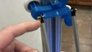 Cerberus 3D Printer - How it works - Described in more detail