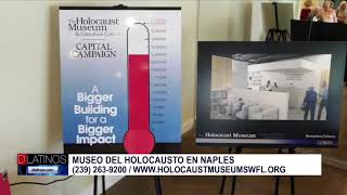 Valioso donativo para el Museo del Holocausto en Naples