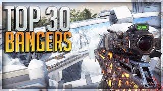 THE MOST IMPOSSIBLE BLACK OPS 3 TRICKSHOT!! - TOP 30 BANGERS #66