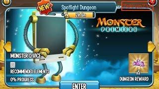 getlinkyoutube.com-Monster Legends, Monster D.vice Spotlight complete  (Most annoying spotlight ever :O?!)