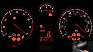 getlinkyoutube.com-Vauxhall / Opel quick access to hidden temp gauge  (for newer in dash computers)