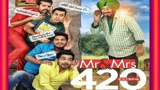 Mr & Mrs 420 - Latest Punjabi Film 2017  - New Punjabi Movie 2017 width=