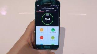 getlinkyoutube.com-Samsung Galaxy S6 Benchmark - Antutu