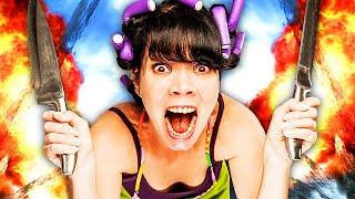 getlinkyoutube.com-CRAZY MOM ATTACKS SON on Xbox Live! (Black Ops 2 Trolling)