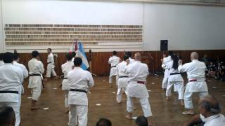 getlinkyoutube.com-Parte del festejo por los 60 años de Sensei Masatosi Miyazato