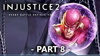 getlinkyoutube.com-Injustice 2 Gameplay Part 9 -  Chapter 2 Finishing Battles!